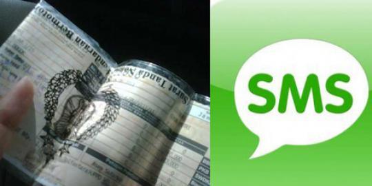 stnk sms